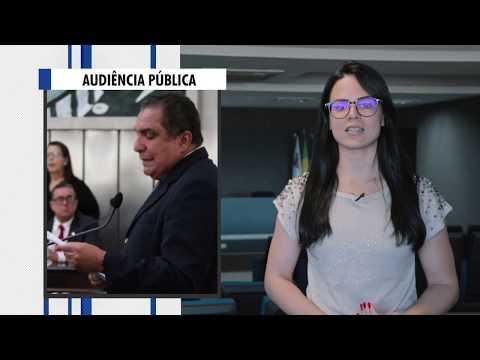 Minuto Crea-AL: Audiência pública discute questões da engenharia em Alagoas