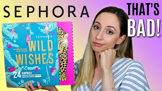 Sephora Beauty Advent Calendar 2020 - Bad Choice? | Vasilikis Beauty Tips