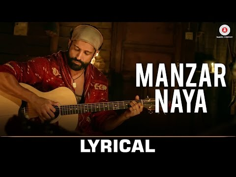 Manzar Naya Video Song - Lyrical - Rock On 2