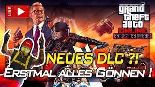 NEUES DLC ?! Erstmal Alles gönnen | Arena War | Gta 5 Online | IRabbix (PS4)