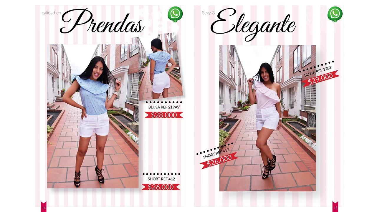 1cf7c515 Catálogo Diciembre Ropa Hermosa Mujer ¡¡¡Regala con Amor!!! - YouTube