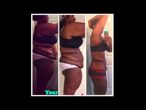240Lbs Natural Weight Loss Before and During Photos
