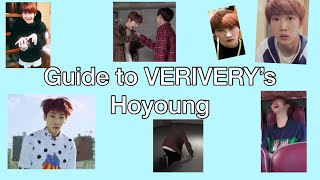 A Guide to Bae Hoyoung (VERIVERY)