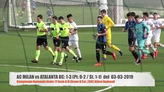 Highlights della partita di campionato di calcio nazionale 2018-201...