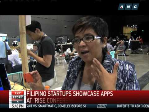 Pinoy startups seek support in tech conference in Hong Kong