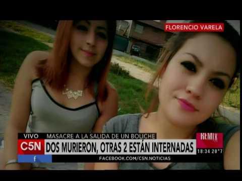 C5N - Masacre de Vicente Lopez: Hablan los familiares de las víctimas