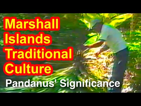 Marshallese Pandanus' Significance