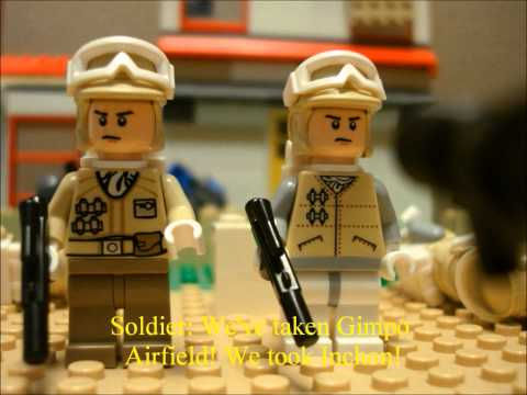 Lego Inchon Landing (Korean WAR)