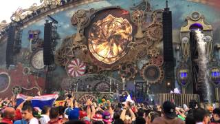 Tomorrowland Glorious Sunday 2014 10 Years MainStage