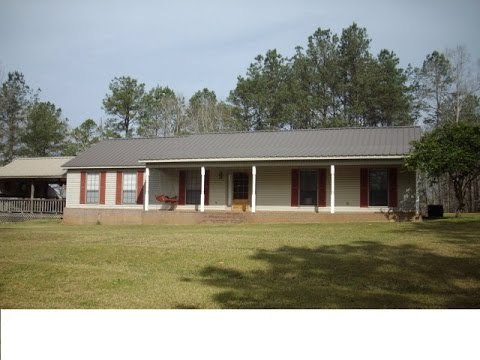 182 County Road 425 Abbeville, AL 36310 MLS# 159993