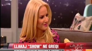 """Llakaj """"show"""" në Greqi - News, Lajme - Vizion Plus"""