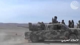 Боевое применение вертолета Ка-52 в Сирии