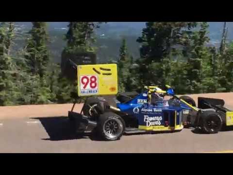 PPIHC 2016 Pikes Peak International Hill Climb Compilation from Ski Area
