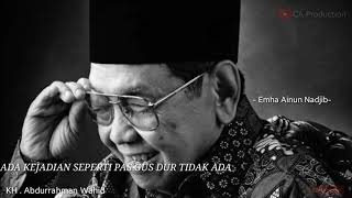 Status WA Keren_Sinau Bareng Cak Nun (Emha Ainun Nadjib) Eps.07