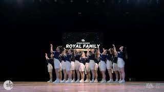 THE ROYAL FAMILY |  Studio Challenge 2018 mp3