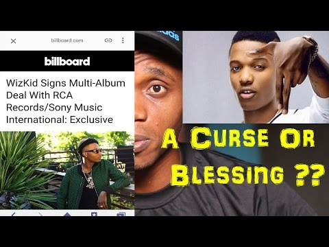Wizkid Signs Deal With Sony/RCA Records, A Curse Or Blessing?