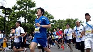 いっちゃんリレーマラソン、スタート