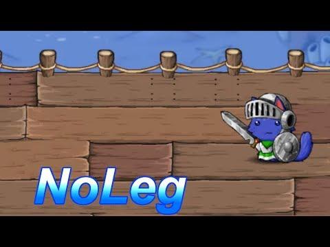 Epic Battle Fantasy 5 (Steam) - NoLeg [Epic Mode]