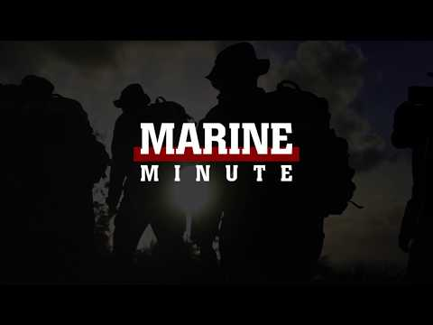 Marine Minute | National Distracted Driver Awareness Month