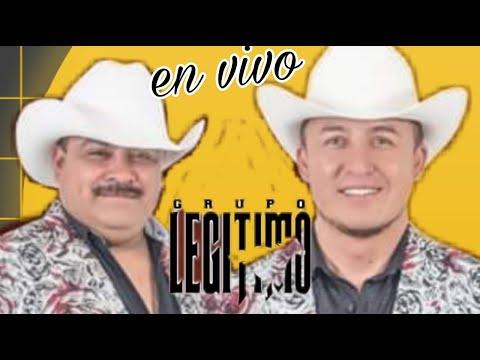 Grupo Legitimo en vivo   en San Diego Rio Verde SLP   Parte 3