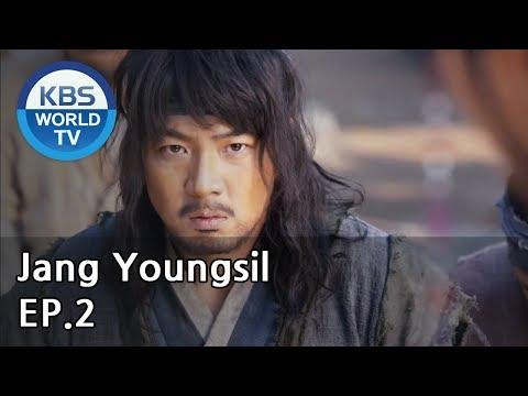 Jang Youngsil | 장영실 - Ep.2 (2016.01.19)