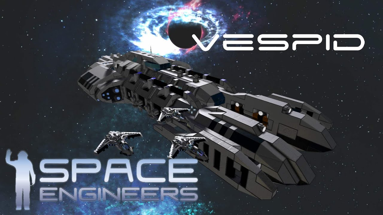 space engineers spotlight 39 vespid support carrier 39 by. Black Bedroom Furniture Sets. Home Design Ideas
