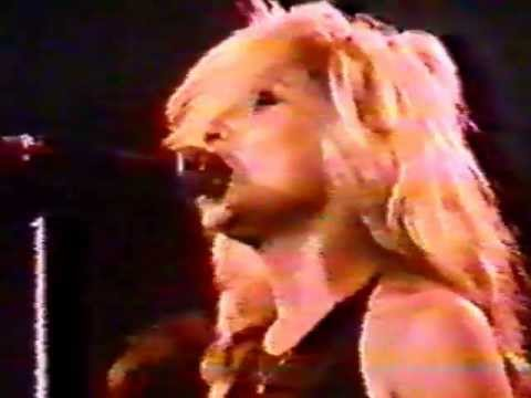 Blondie - Picture this (Live) 1978 Filmed Video