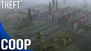 Soldiers Heroes of World War II - Coop Part 4 - Theft - USSR Campaign