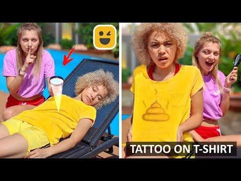 FUNNY Prank vs Prank! Best DIY Pranks on Friends & Family!