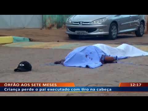 DFA - Criança perde o pai executado com tiro na cabeça