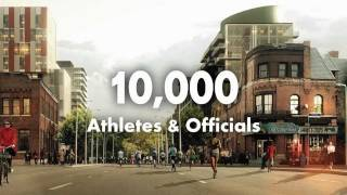 Pan/Parapan American Athletes Village overview