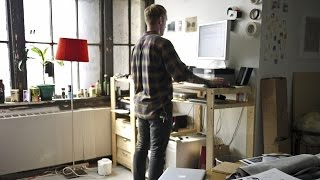 Standing Desks Might Be More Trendy Than They Are Healthy - Newsy