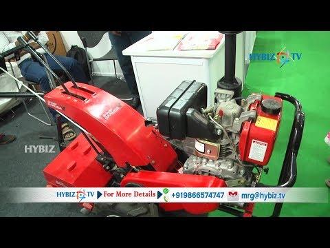 Sharp Garuda Farm Equipment  Pvt Ltd | AgriTech India 2018