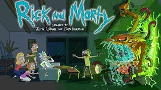 Wubba Lubba Dub Dub! Rick and Morty w/ Justin Roiland, Chris Parnell, & Spencer Grammer