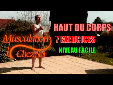 7 exercices de musculation sans matériel pour le haut du ...