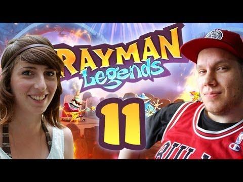 Rayman Legends #11 mit Dennis H. und Sofia