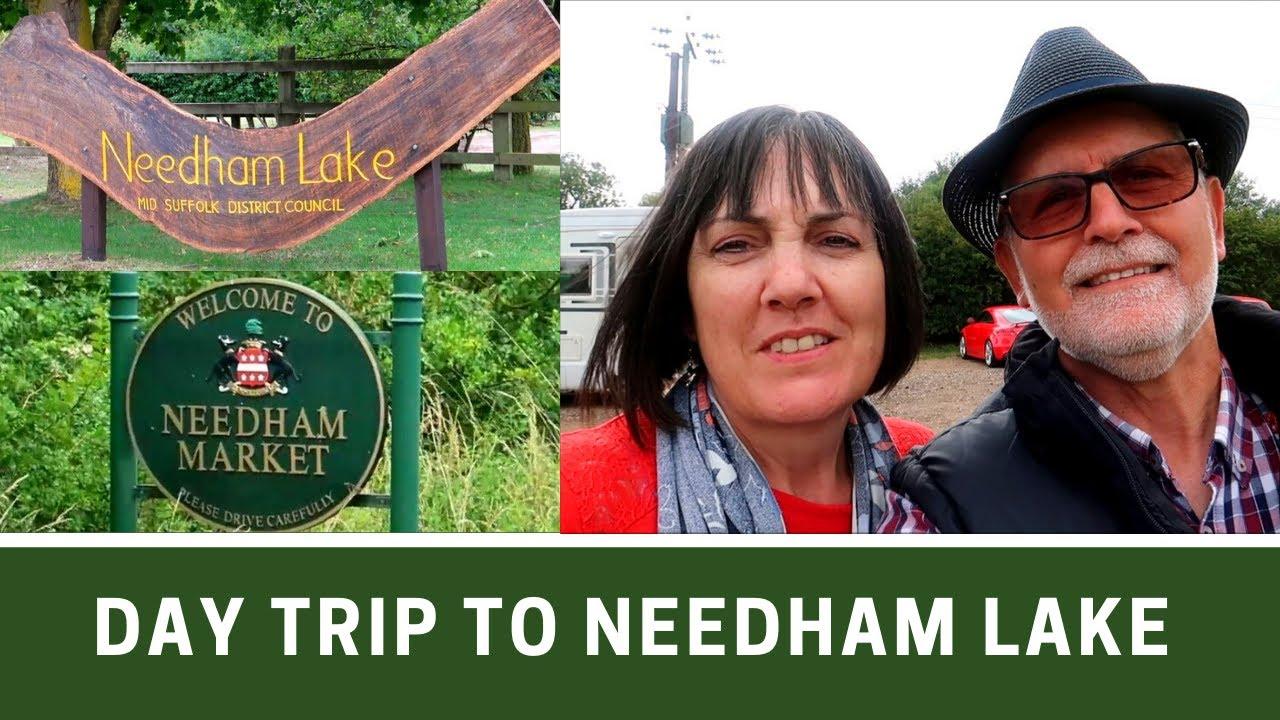 MOTORHOME DAY TRIP to Needham Lake in Suffolk   Ep249