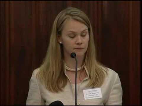 Laura Donovan on ASR