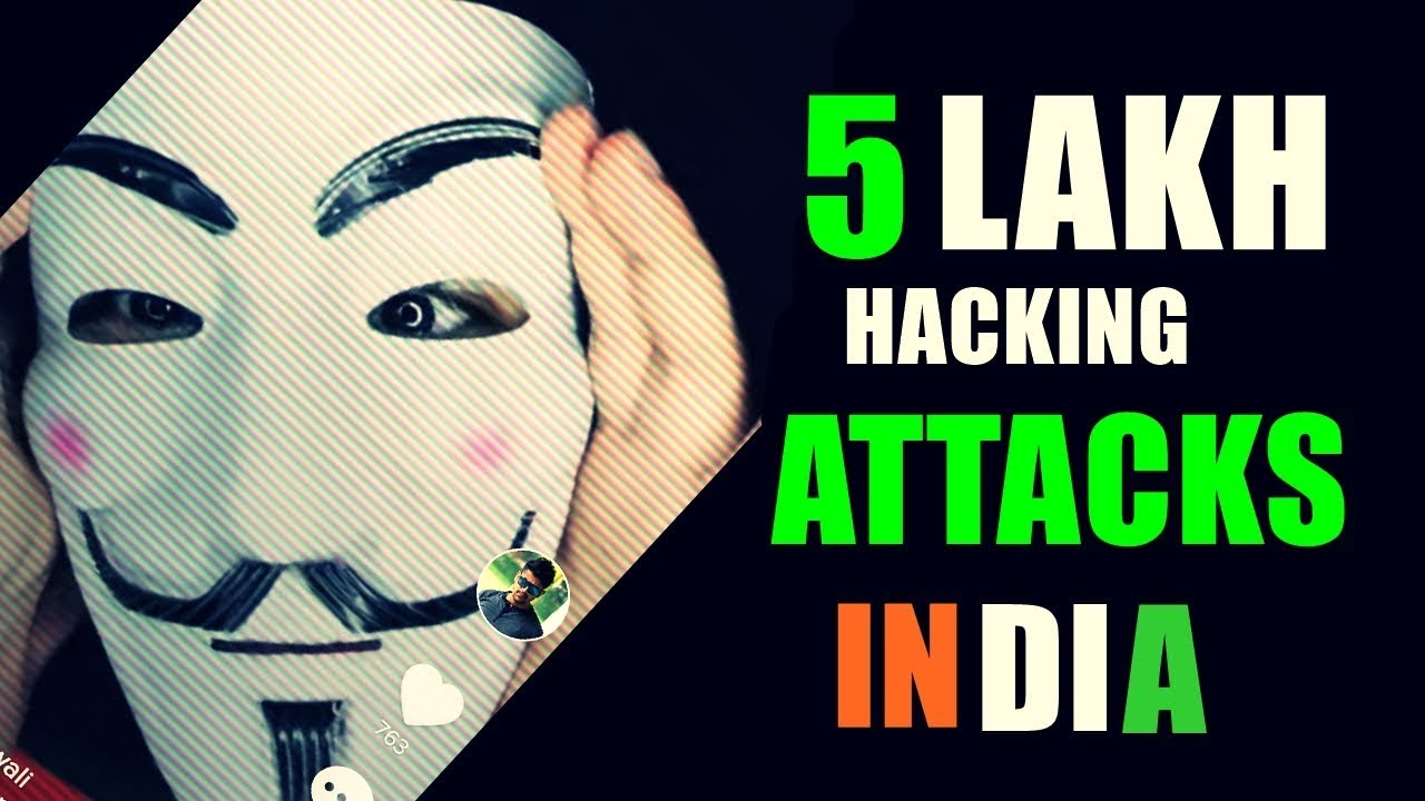 5 Lakh Hacking Attacks On INDIA   Who Cares ?   Cyber Security Threats