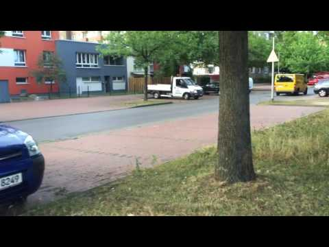Walk to shops in Hannover