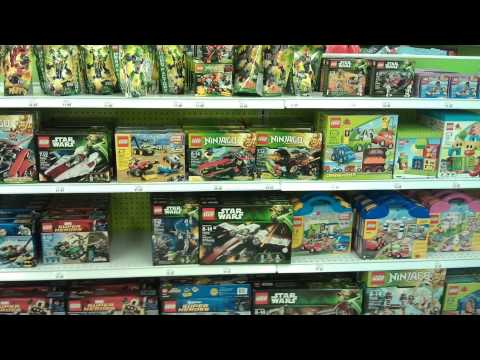 Lego NEWS: lego 2013 sets released at Chicago lego store - YouTube