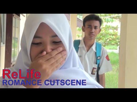 Romance CUTSCENE Relife PART2 | Indie Movie of SMKN 1 Cariu