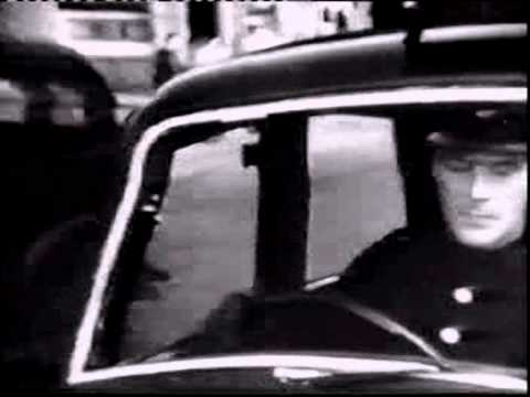 Lancashire Constabulary Police Driver Training video from 1950s
