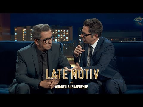 "LATE MOTIV - Berto Romero ""El Ano""   LateMotiv429"
