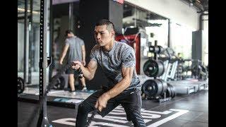 GQ Get Fit - 17 Extreme Battle ropes กล้ามชัดด้วยเชือกออกกำลังกาย