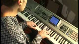 More Worship Lessons on Piano with Ward Fenley (Above All, Michael W. Smith)