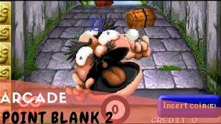 Arcade Longplay #11: Point Blank II