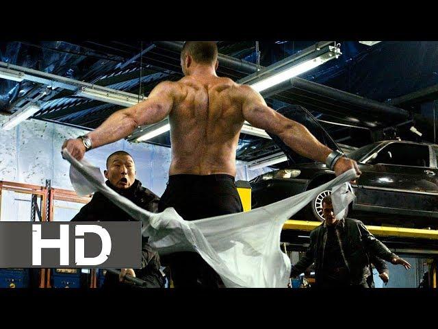 Taşıyıcı 3 | Frank Dövüş Sahnesi | Muhteşem Sahne | (1080p)