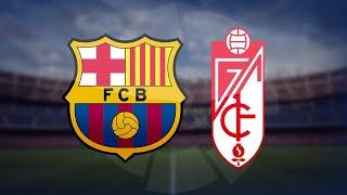 Barcelona Vs Granada, La Liga 2020/21 - MATCH PREVIEW