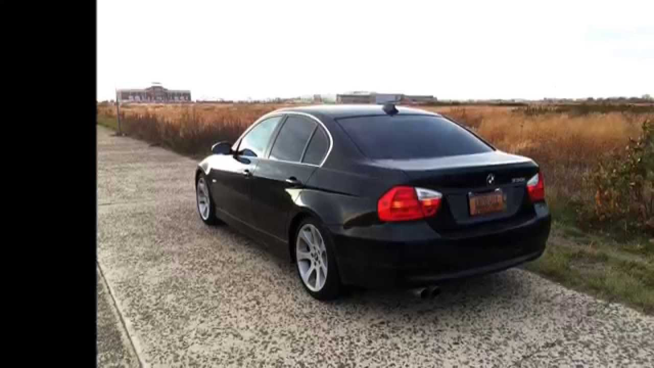 bmw e90 330i acceleration 0 120 mph 6mt manual youtube rh youtube com 2006 BMW 325I Manual Book Owners Manual 2005 BMW 330Xi